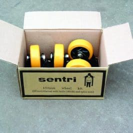 Sentri | Wheel Kit
