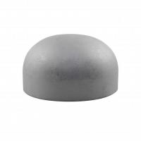 3 SCH40S Cap Butt Weld 304L Seamless