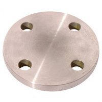 Blank Flange Table D 65mm | FTM