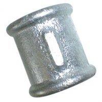 3″  BSP Fem Equal Socket Galv  270 | EE